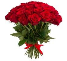Роза красная 51шт.